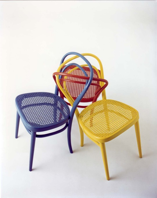 "Are you sitting comfortably? ""Trio"", 1967. (Photo courtesy Fri Art and Trix and Robert Haussmann)"