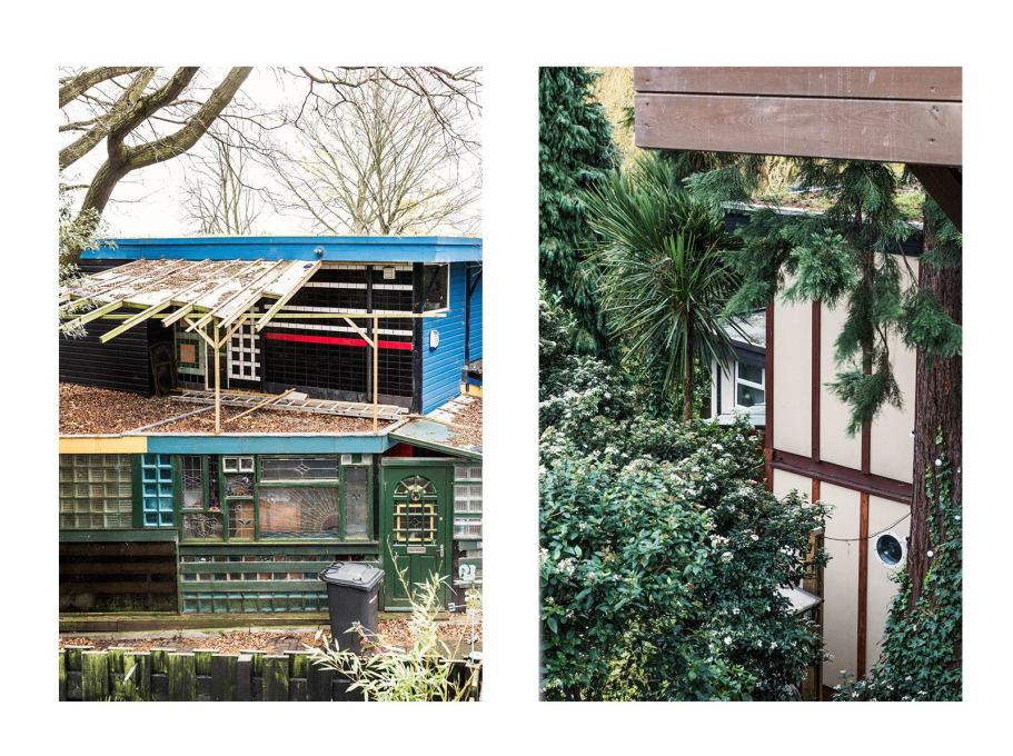 Self-build houses are easy to adapt and settle well into their sites and gardens. (Photos: Taran Wilkhu)