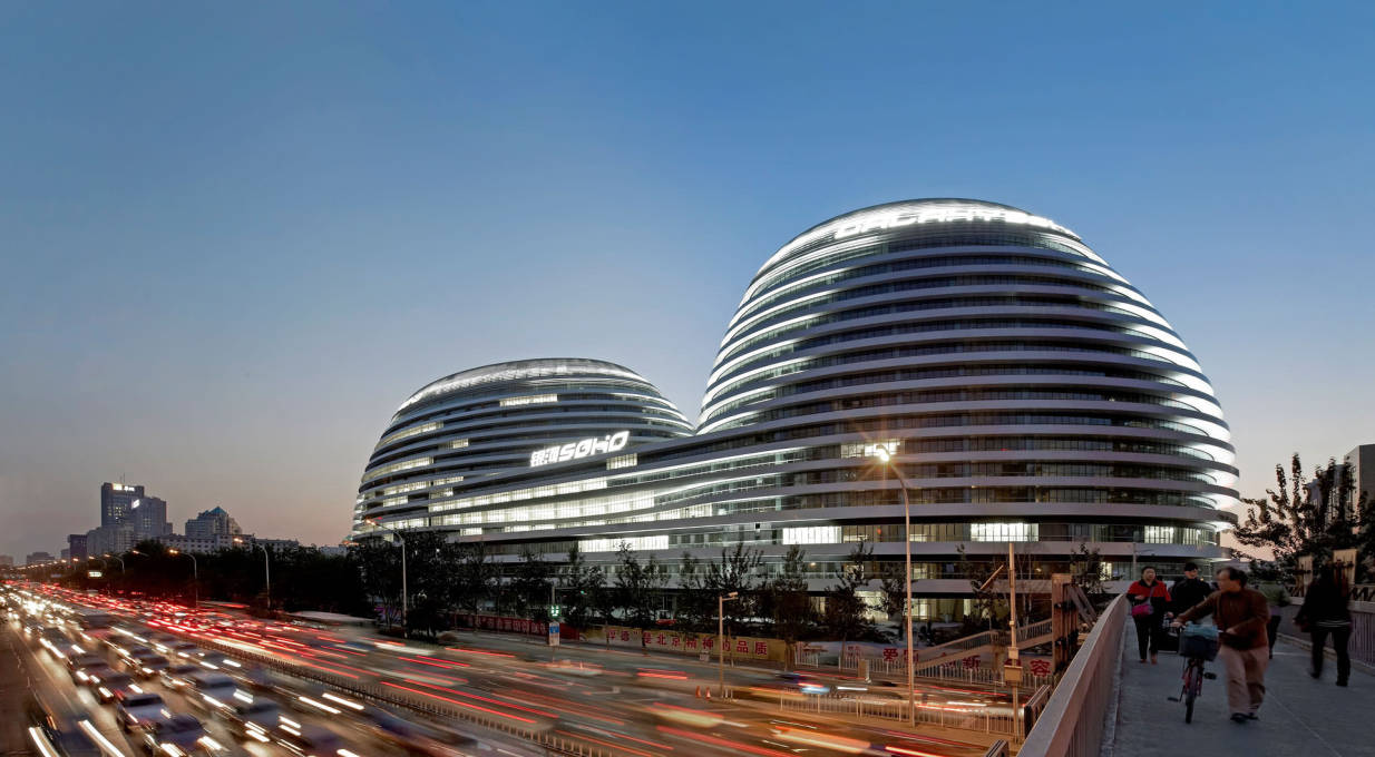 """Beijing is a notoriously dirty place to work, both figuratively and literally."" (Photo: Hufton + Crow)"
