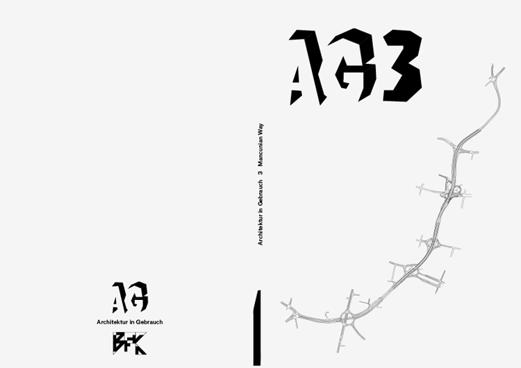 AG 3 is dedicated to the Mancunian Way, a 1960s brutalist elevated highway running through Manchester.