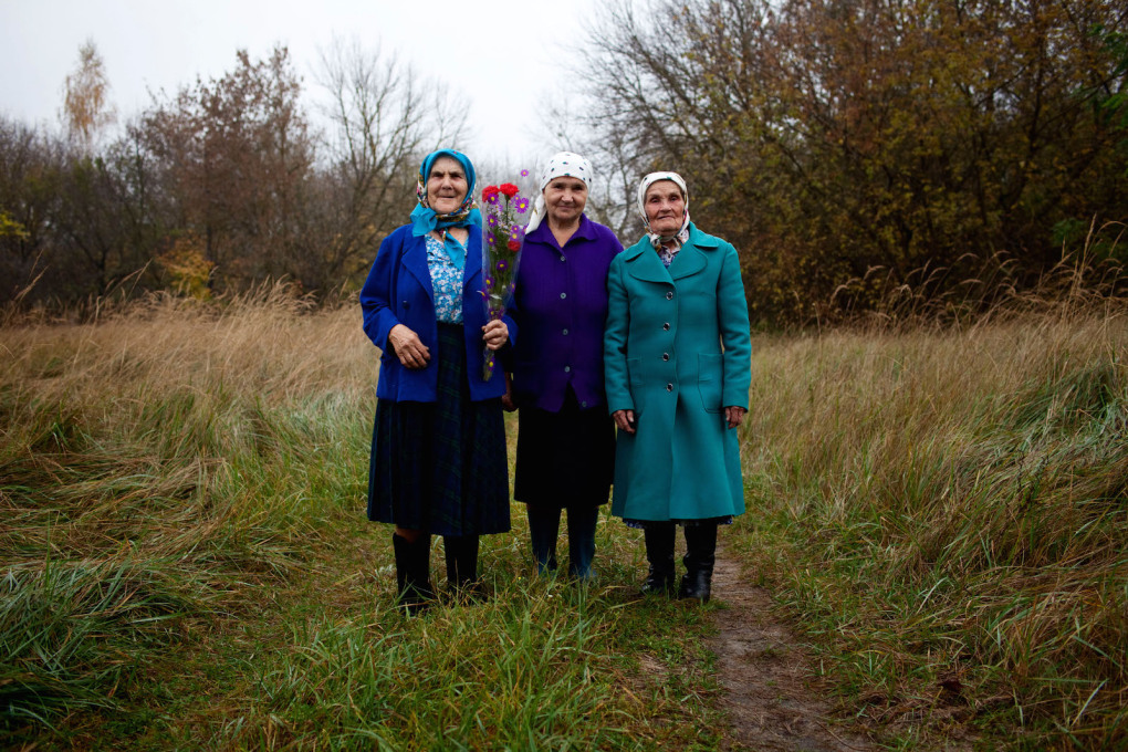 The babushkas are a group of Ukranian women who have continued to live in the exclusion zone surrounding Chernobyl, much to the horror of radiation researchers.