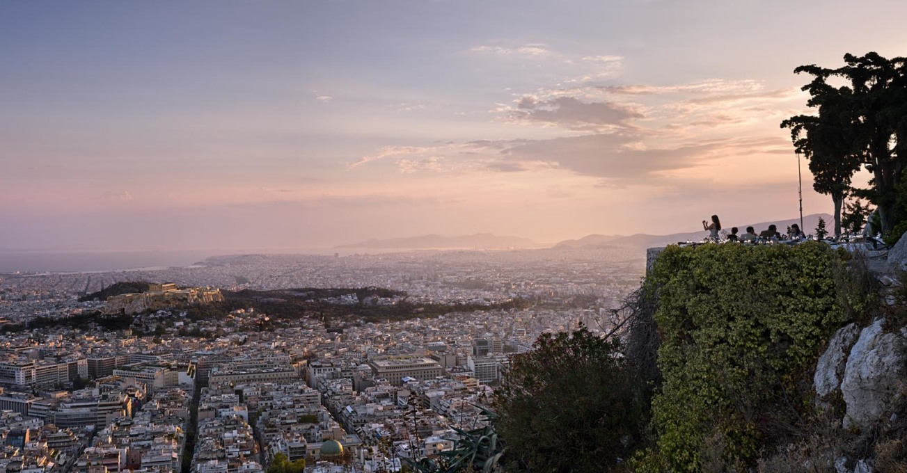 Athens, from Default Landscapes (2012).
