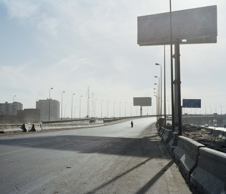 The Cairo Ring Road (All photos © Rio Saito)